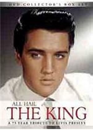 Elvis Presley - All Hail The King - 75 Year Tribute