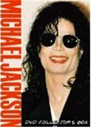 Michael Jackson - DVD Collector's Box (+DVD) [DVD Audio]