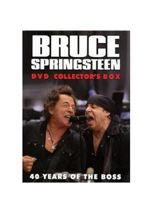 Bruce Springsteen - DVD Collector's Box (+DVD)