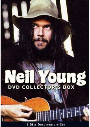 Neil Young - DVD Collector's Box (+DVD)