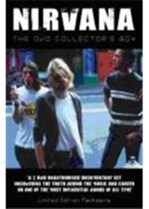 Nirvana - DVD Collector's Box(2 Disc)
