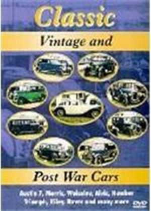 Classic Vintage And Post War Cars