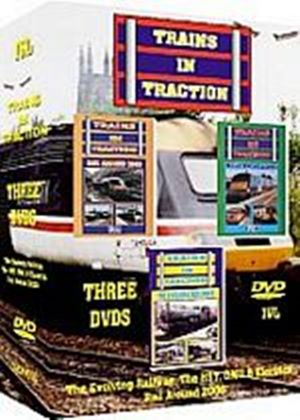 Trains In Traction (Three Discs) (Box Set)