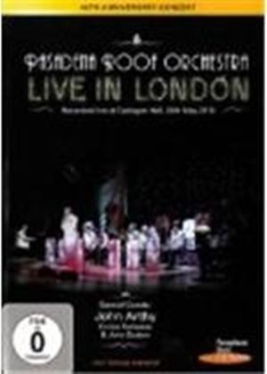 Pasadena Roof Orchestra - Live in London (40th Anniversary Concert) (+DVD) [DVD Audio]