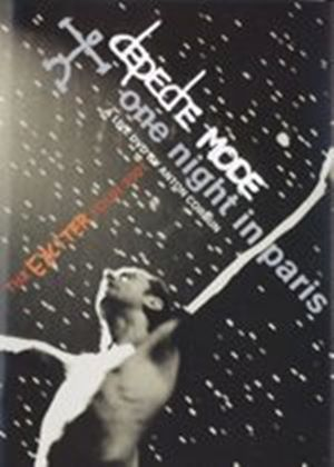 Depeche Mode: One Night In Paris - The Exciter Tour 2001 (Music 2DVD)