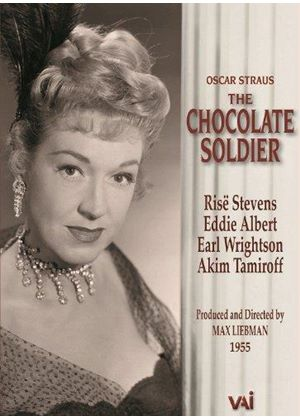 Oscar Straus: Chocolate Soldier (Music CD)