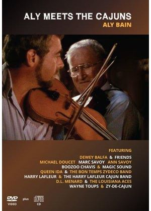 Aly Bain - Aly Meets the Cajuns [DVD] (+DVD)
