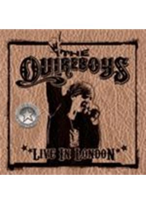 Quireboys (The) - Live In London (Music CD)
