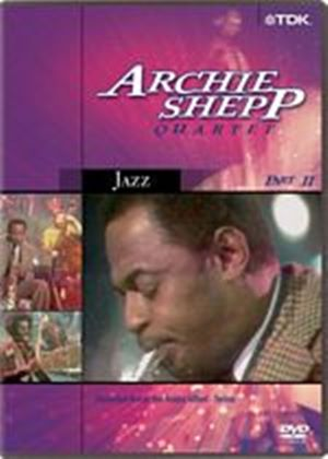 Archie Shepp - The Archie Shepp Quartet - Part 2