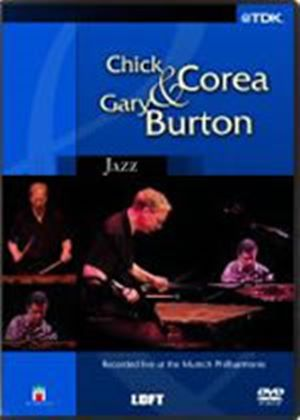 Chick Corea And Gary Burton - Live At The Munich Philharmonie