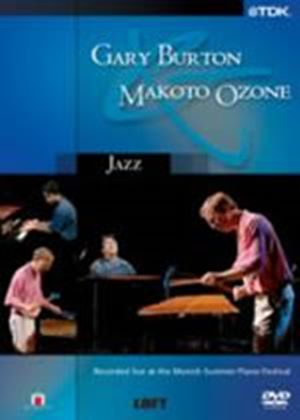 Gary Burton And Makoto Ozone - Live At The Munich Summer Piano Festival