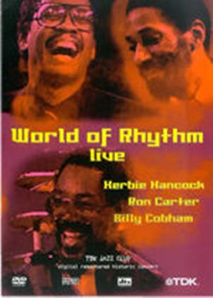 World Of Rhythm - Live
