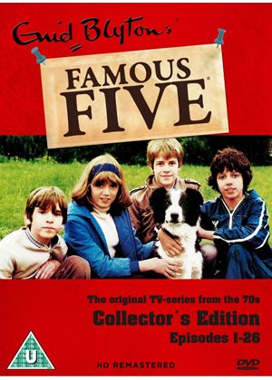 Famous Five - Complete Collector's Edition