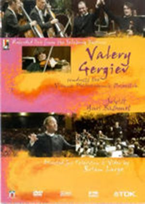 Valery Gergiev Conducts The Vienna Philharmonic Orchestra (Wide Screen)
