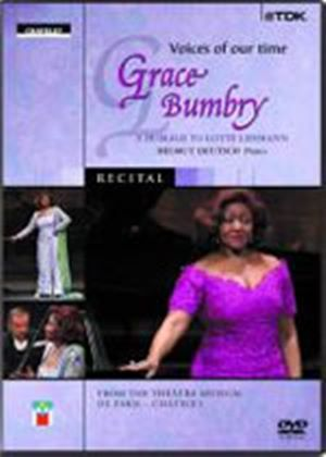 Voices Of Our Time - Grace Bumbry (Wide Screen)