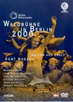 Waldbuhne In Berlin 2000