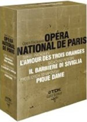 Opera Exclusive.: Orchestre et Choeurs de Lopéra National de Paris (DVD) (2009) (NTSC)