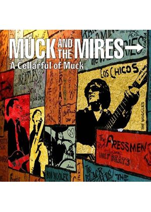 Muck & the Mires - Cellarful of Muck (Music CD)