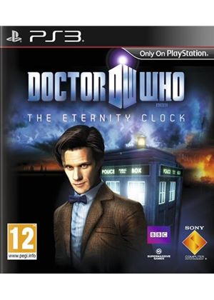 Doctor Who: The Eternity Clock (PS3)