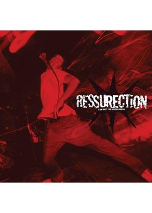 Resurrection - I Am Not  (The Discography) (Music CD)