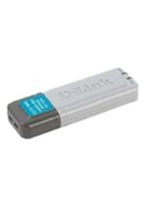 D-Link AirPlus G DWL-G122 - Network adapter - Hi-Speed USB - 802.11b, 802.11g