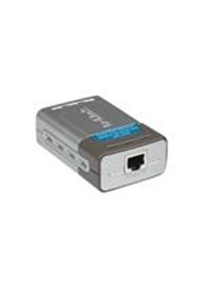 D-Link DWL-P200 - Power injector + PoE splitter - AC 100-240 V