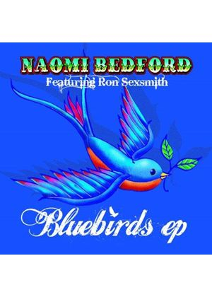 Naomi Bedford - Bluebirds (Music CD)