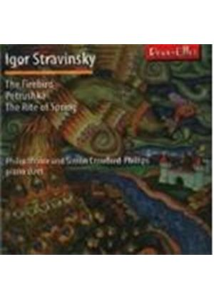 Stravinsky: (The) Firebird; Petrushka; (The) Rite of the Spring