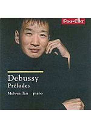 Claude Debussy - Preludes (Tan) (Music CD)