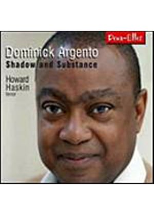 Dominick Argento - Shadow And Substance (Haskin, Triestram) (Music CD)