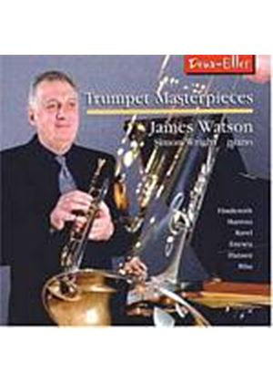 Various Composers - Trumpet Masterpieces (Watson, Wright) (Music CD)