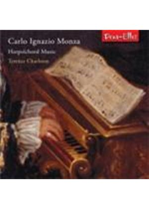 Monza: Harpsichord Works (Music CD)