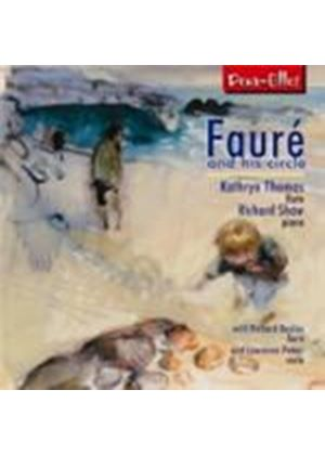 Fauré and his Circle (Music CD)