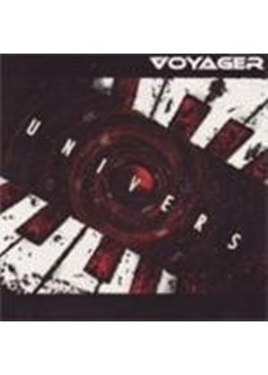 Voyager - Univers (Music CD)