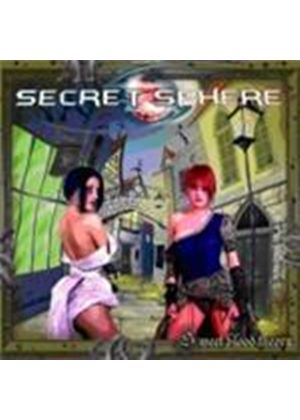 Secret Sphere - Sweet Blood Theory (Music CD)