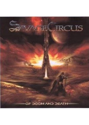 Savage Circus - Of Doom And Death (Music CD)