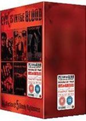Evil Is In The Blood - The Blood Pack:The House On Haunted Hill/House Of Wax/The Lost Boys/Constantine/Ghostship