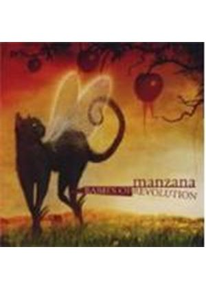 Manzana - Babies Of Revolution (Music CD)