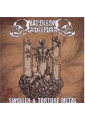 Napoleon Skullfukk - Swollen And Torture Metal (Music CD)