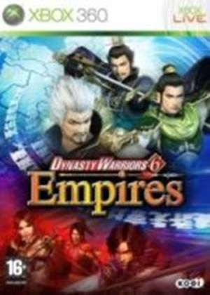 Dynasty Warriors 6 - Empires (XBox 360)