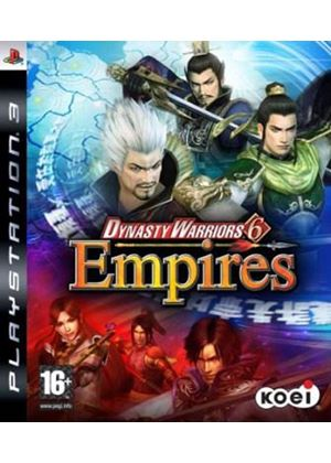 Dynasty Warriors 6 - Empires (PS3)