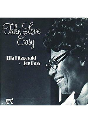 Ella Fitzgerald/Joe Pass - Take Love Easy [European Import]