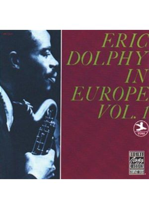 Eric Dolphy - Eric Dolphy In Europe Vol. 1