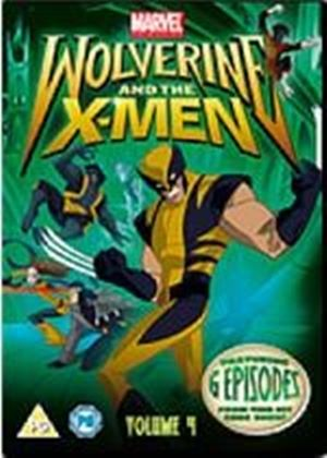 Wolverine And The X-men Vol.4