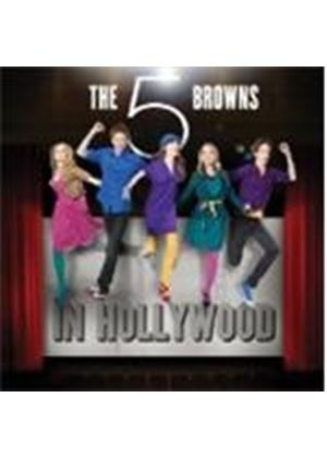 Various Artists - In Hollywood (Music CD)