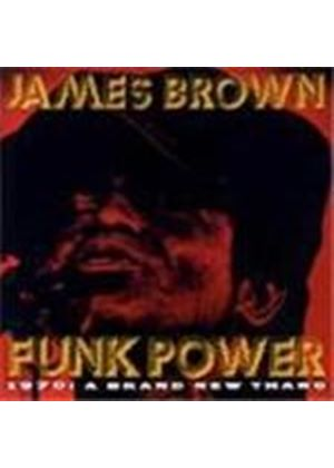 James Brown (Soul) - Funk Power 1970