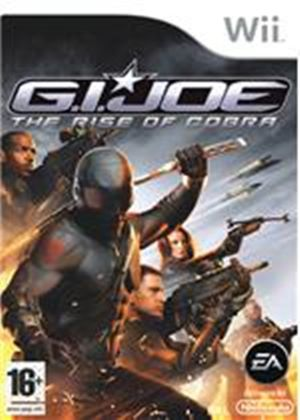 G.I. JOE - The Rise of Cobra (Wii)