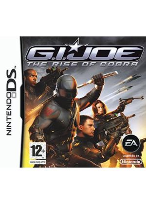 G.I. JOE - The Rise of Cobra (Nintendo DS)
