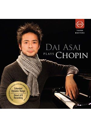 Dai Asai plays Chopin (Music CD)