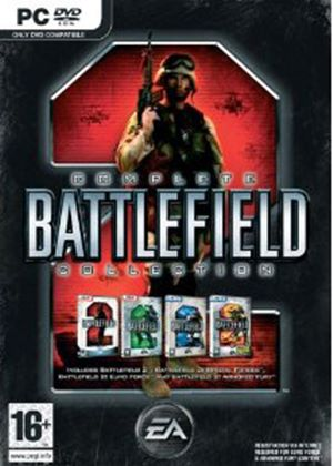 Battlefield 2: The Complete Collection (PC)